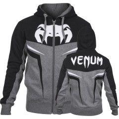 """Venum """"Shockwave 3.0"""" Hoody - Grey/Black"""