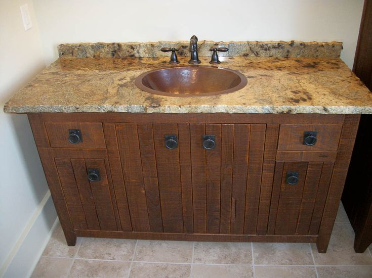 custom handcrafted bathroom cabinets and furniture rough granite countertops edges