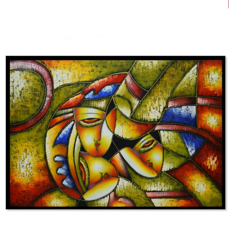 Oil Painting Hand painted Copy World Famous Picasso Abstract paintings Wall Art Picture for living Modern Canvas Paintings