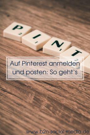 Du willst Dein Unternehmen auf Pinterest anmelden und richtig loslegen? Das ist gar nicht so schwer! Wir verraten Dir, wie's geht!