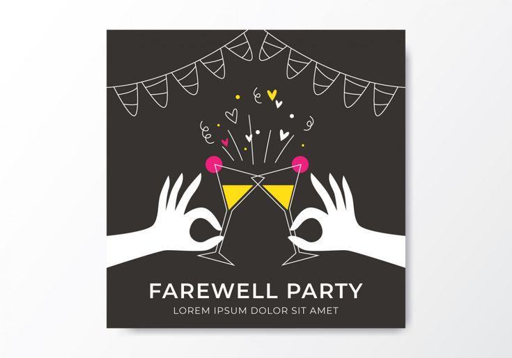 Farewell card free farewell cards cards anniversary cards