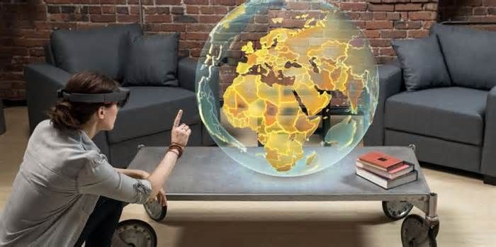 Future Decoded: HoloLens to be rolled out to 29 new countries As a quantum computer is much faster than current devices ... One of the final speakers was Gary Neville, who laid out his vision for an academic university called UA92 that aims to give young people a qualification and build life skills.