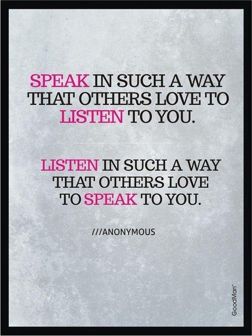 Bits of Truth... speak listen