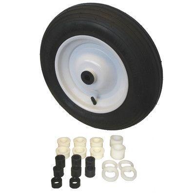 Marathon Industries Universal Fit Air Filled Wheelbarrow Tire