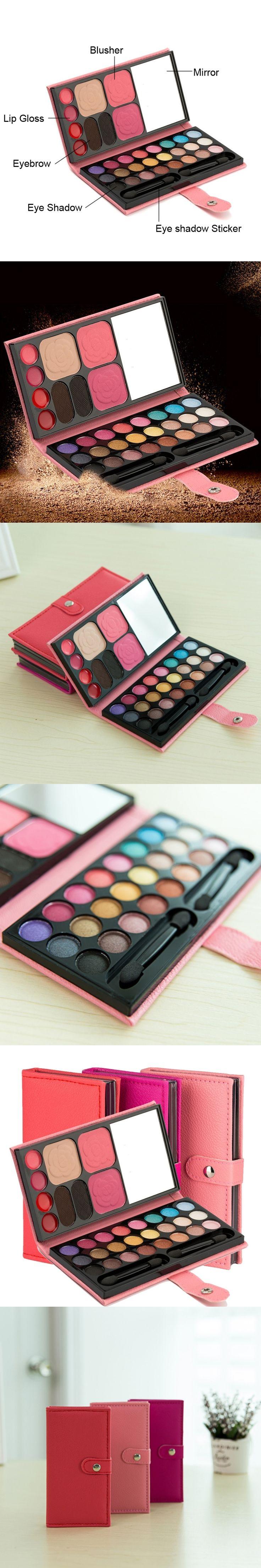 New Eyeshadow Set for Women Complexion Makeup Palette Eyeshadow Make Up Palette 33 Professional Pigment Matte paleta de sombra