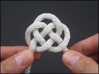 "Video tutorials, how to tie celtic knots and many more. Follow link, click ""index"" for full list."