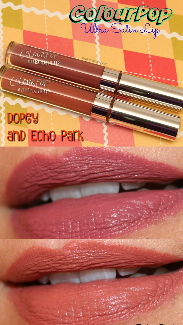 17 Best Ideas About Colourpop Echo Park On Pinterest