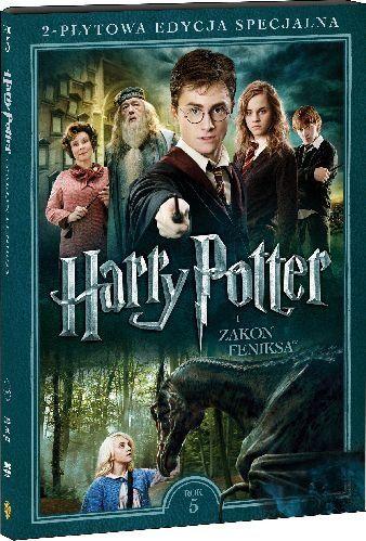 Harry Potter i Zakon Feniksa (2-płytowa edycja specjalna) - Yates David , tylko w empik.com: 37,49 zł. Przeczytaj recenzję Harry Potter i Zakon Feniksa (2-płytowa edycja specjalna). Zamów dostawę do dowolnego salonu i zapłać przy odbiorze!