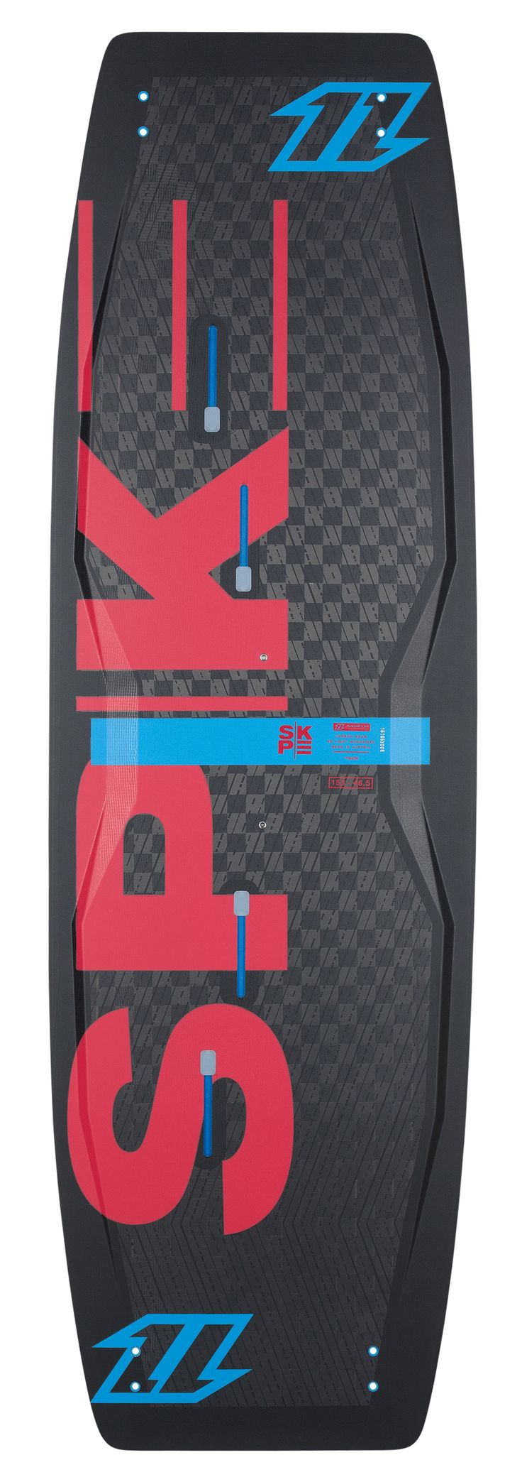 North Kiteboarding have been using TeXtreme® Spread Tow carbon fiber fabrics for several years to reduce weight and improve mechanical performance of their kite boards.  For the 2016 board range North Kiteboarding are using TeXtreme® on two models; Select and Spike TeXtreme.  www.textreme.com
