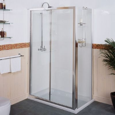 collage sliding doors shower enclosure the collage sliding door enclosure will blend seamlessly