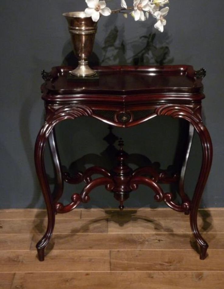 Willem 3 thee (wijn tafel) circa 1860 1880