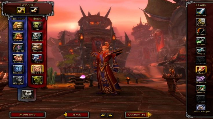 How to get free world World of warcraft game, World of