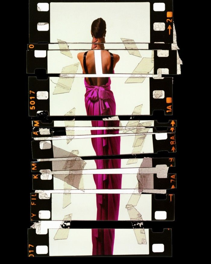 Jean Paul Goude is well know for his avstract like images