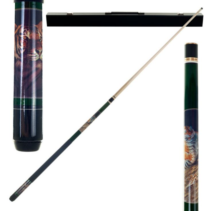 Bengal Tiger Pool Stick - 40-583T