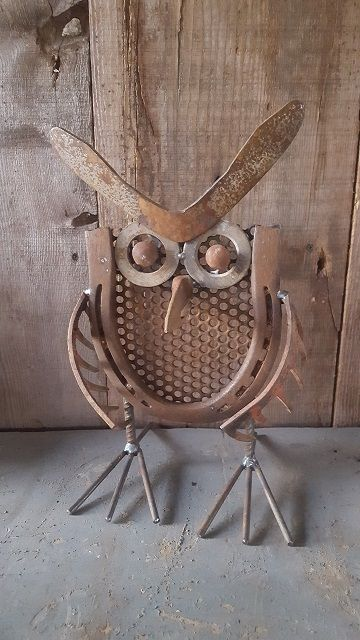 Best 25+ Metal yard art ideas on Pinterest | Scrap metal ...