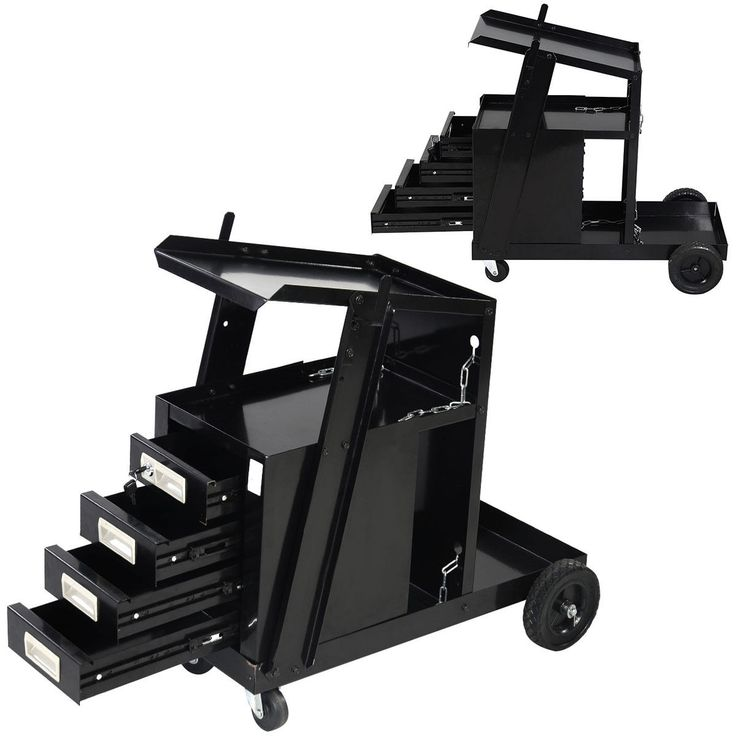 4 drawer welding cart plasma cutter in 2020