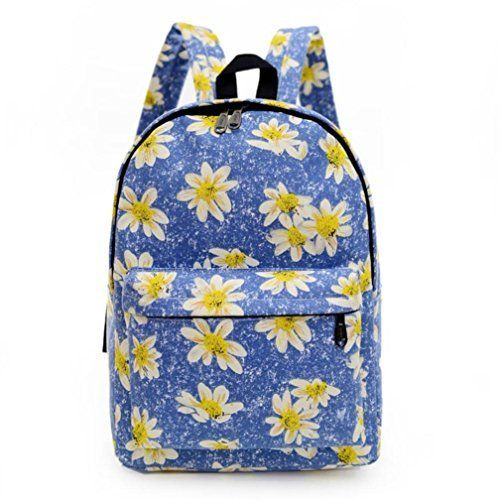 New Trending Backpacks: Casual Backpack, Alizzee Fashion Women Backpack Canvas School Bag Printing School Backpacks Shoulder Bags for Hiking Sproting Traving (Light Blue). Casual Backpack, Alizzee Fashion Women Backpack Canvas School Bag Printing School Backpacks Shoulder Bags for Hiking Sproting Traving (Light Blue)   Special Offer: $16.99      288 Reviews Feature: 100% brand new and high quality. Quantity: 1 Gender: Women Material: Canvas Style:...