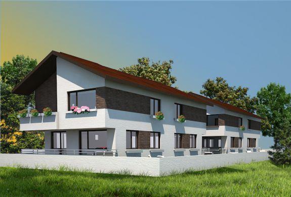 New House Residence - ansamblu residential de vile in Popesti Leordeni, Soseaua Oltenitei