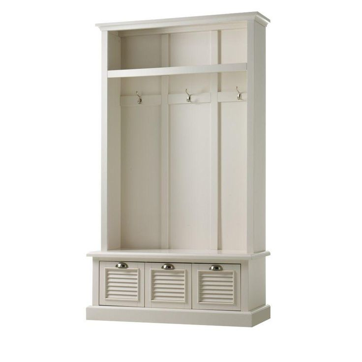 entrance furniture. home decorators collection shutter polar white hall tree locker storage entryway storageentryway furnitureentryway entrance furniture e