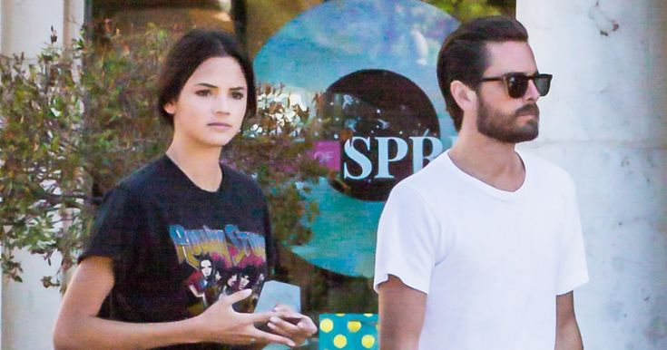 Scott Disick is dating a model named Christine Burke who looks just like Kendall Jenner — all the details, photos