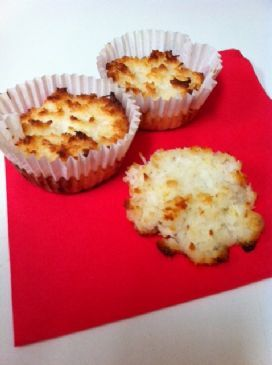 SCD Pineapple Coconut Macaroons, wonder if canned pineapple would work ...
