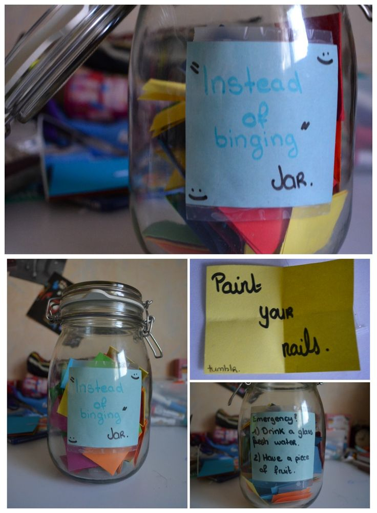 """an """"instead of binging"""" jar, I need to do this!: Good Ideas, 30 Pieces, Cute Ideas, Awesome Ideas, Bing Eating, Brilliant Ideas, Jars Of Fit Ideas, Amazing Ideas, Bing Jars"""