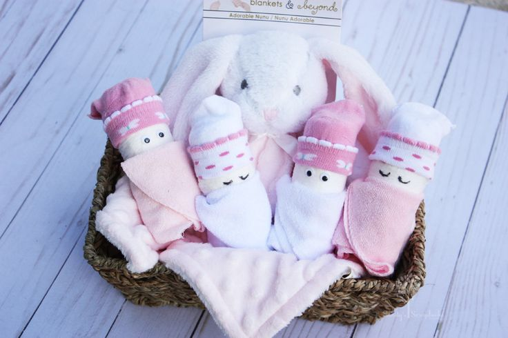Baby Gift Baskets Vancouver : Best ideas about girl gift baskets on