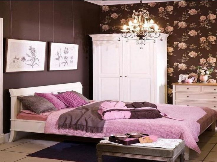 Pink And Brown Bedroom Decorating Ideas Fair Design 2018