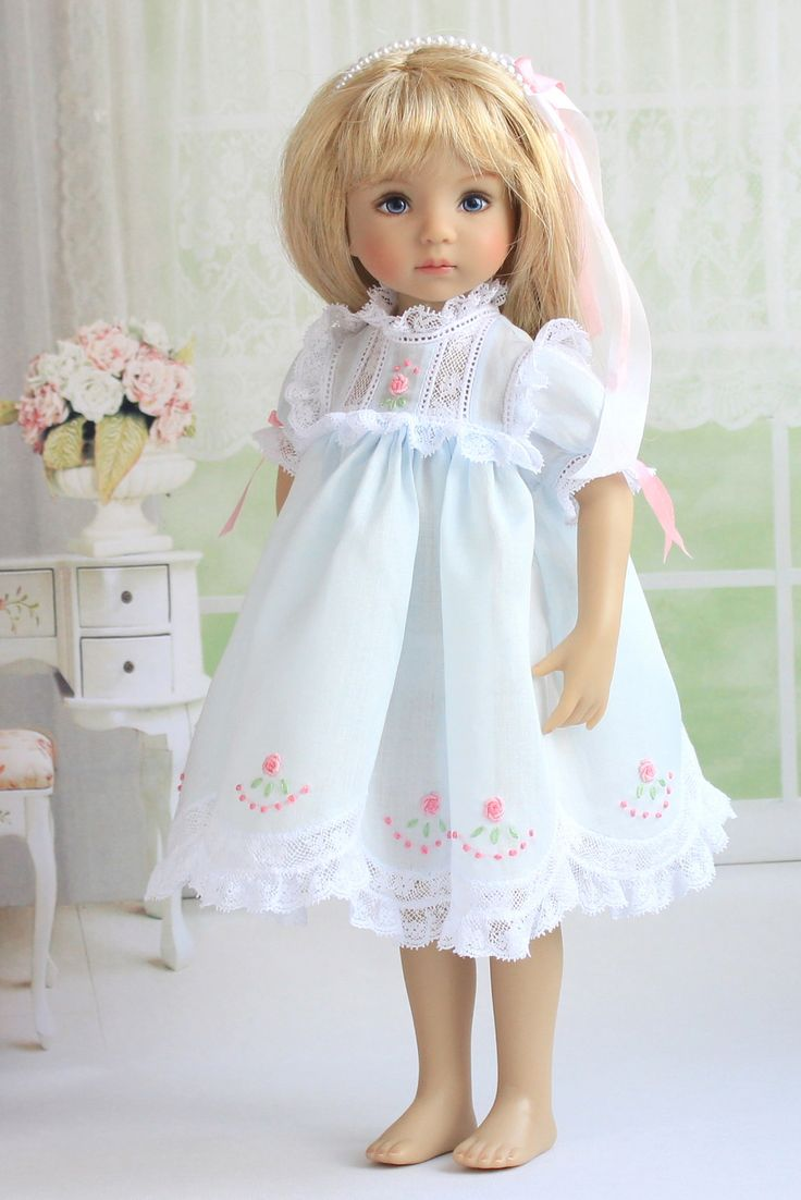 https://flic.kr/p/Q3pL8v | IMG_6867 dress for little darling by alenatailorfordoll