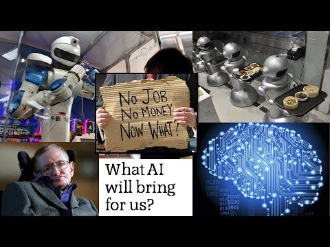 Science Journal - What A.I. will bring for us? Is it a threat or a bless...
