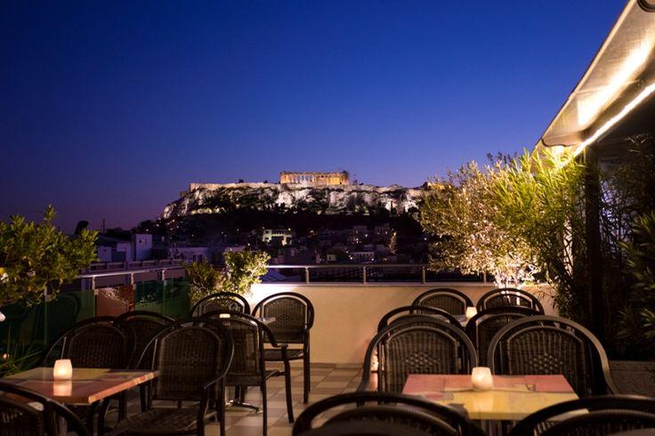Gallery Attalos Hotel Athens -