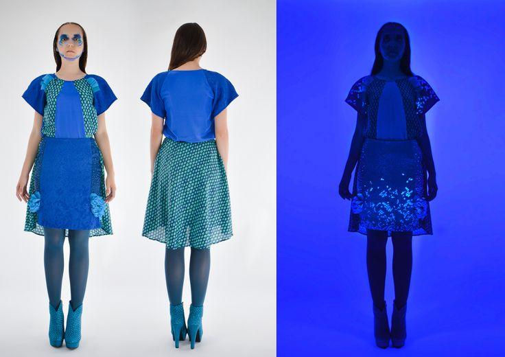 Into the Blue by Oana Cucu (Onibon)  https://www.behance.net/gallery/27783255/lookbook-Into-the-Blue