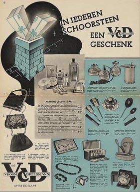 Geschiedenis Vroom & Dreesmann, Breda