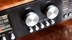 Image result for old stereo knobs