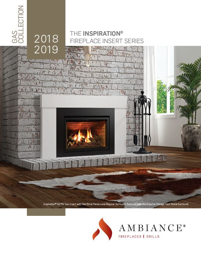 Ambiance Fireplaces And Grills Inspiration 29 Gas Inserts