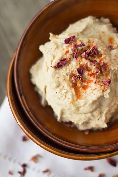FOODBLOG AUS DÜSSELDORF > Weiße-Bohnen-Mus (sowas wie Hummus, nur ohne Kichererbsen)