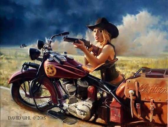Blazing Saddle Riders