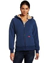 Dickies Women's Sherpa Lined Fleece Jacket