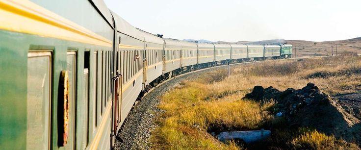 De vijf mooiste treinreizen ter wereld