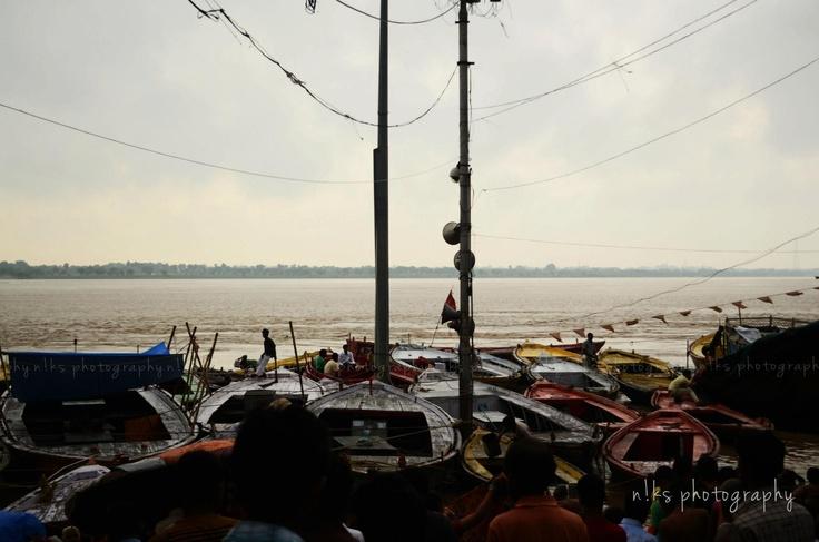 Manikarnika Ghat, Varanasi