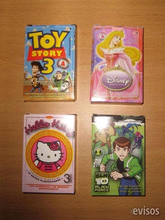 REGALO REYES 77 mazos $ 400 cartitas souvenir toy story princesas tinker bell cars Lote Mazos 40 cartitas de Toy Story - Princesas - Tinker BelsCOMBO colegios oportunidad. Lote ... http://flores.evisos.com.ar/naipes-souvenir-toy-story-arana-princesas-tinker-bell-id-807618