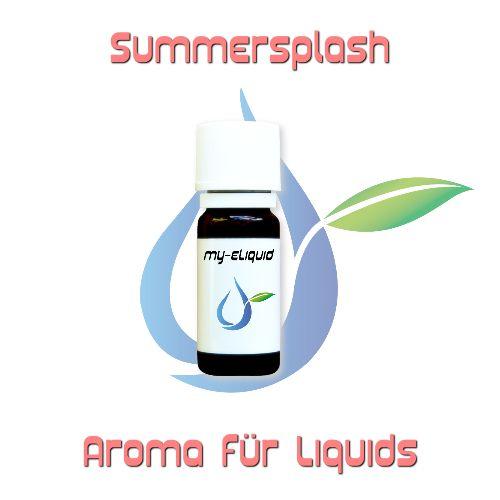 Summersplash Aroma | My-eLiquid E-Zigaretten Shop | München Sendling