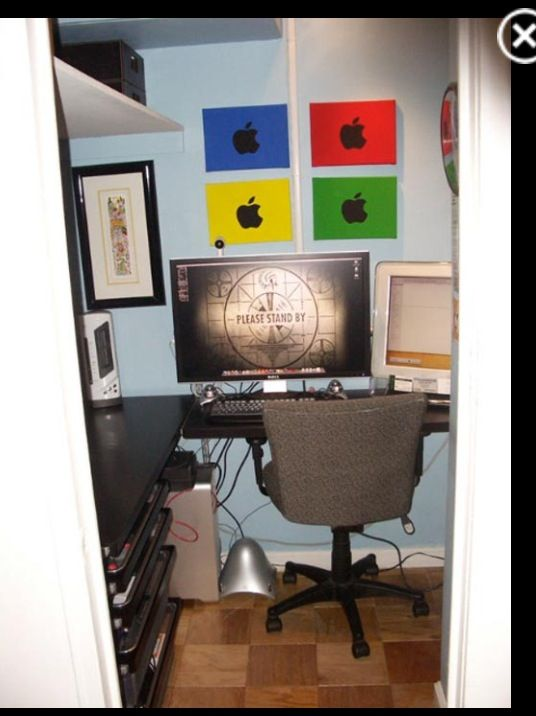 10 Best Images About Closet Office On Pinterest Crafting