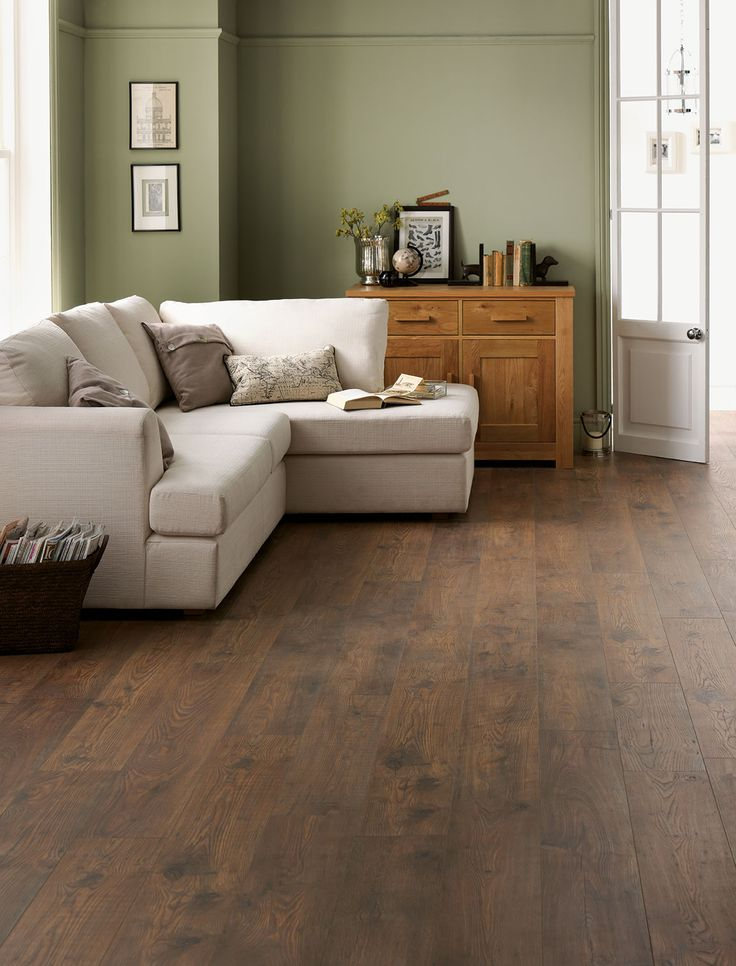 Eurohome bakersfield chestnut laminate flooring laminate for Flooring bakersfield