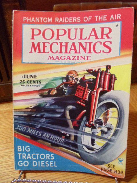 Popular Mechanics, June 1937.