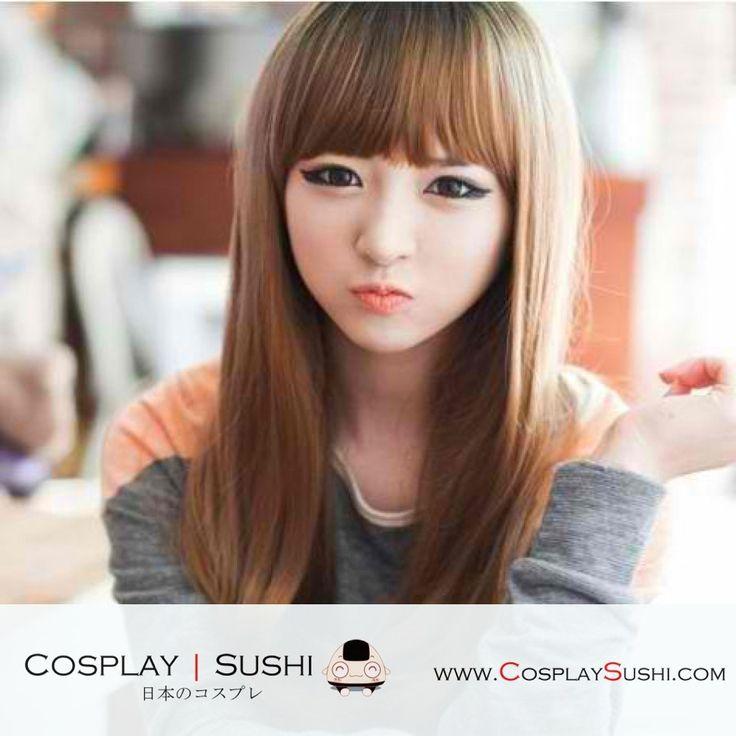 New Bae Long Hair Wigs! <3 SHOP NOW! http://cosplaysushi.com/products/new-bae-long-hair-wigs-cs247 #cosplay #wigs #bae #hair