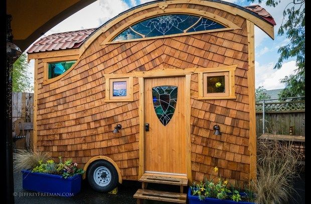 17 best images about portland seattle october on Tiny house hotel near me