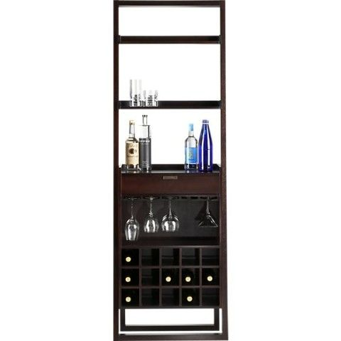 1000 ideas about wine bar cabinet on counter