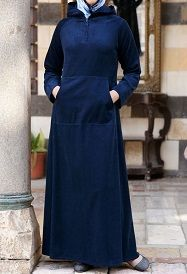 Maternity Abayas Nursing Breastfeeding Islamic Clothing