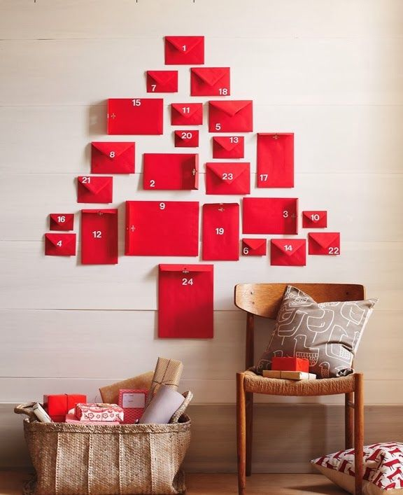 Creative Christmas Trees   http://jillianastasia.com/creative-christmas-trees/